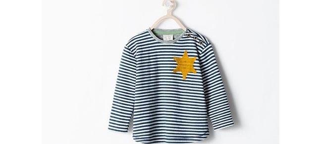 Bluza pentru copii Zara a atras nemulțumirea clienților