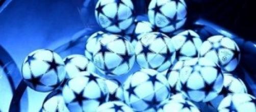 Le fasce della Champions League 2014-2015.