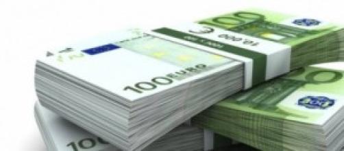 Le sospirate banconote per pagare le tasse