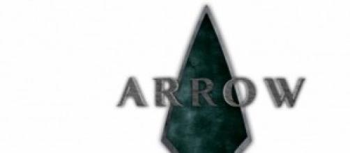 Logo de la serie Arrow en la que saldrá Katana.