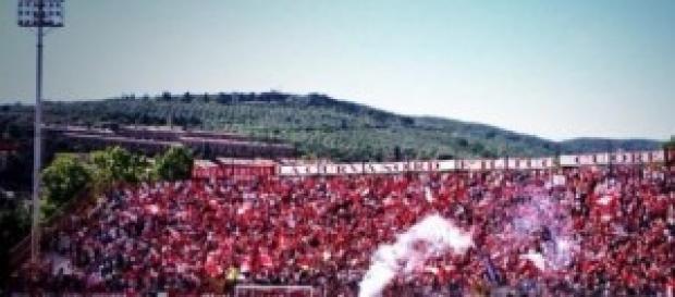 Calcio Serie B 2014-2015: Perugia-Bologna orario