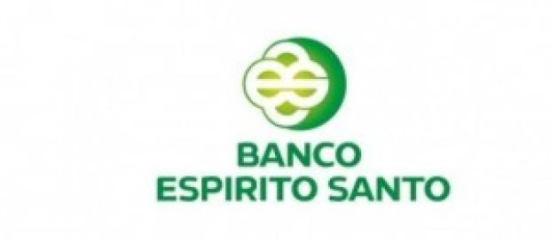 Logo do antigo Banco Espírito Santo