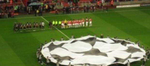 Sorteggio gironi calcio Champions League