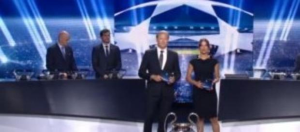 Sorteggio gironi Champions League 2014-2015.