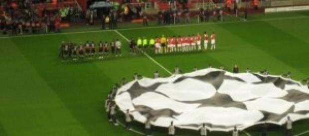 Sorteggio gironi di Champions League