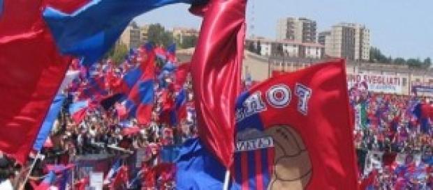 Calcio Serie B 2014-2015: Catania-Lanciano orario