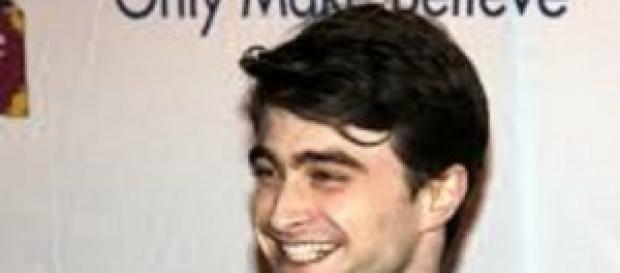 Daniel Radcliffe en una gala.