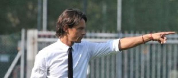 Esordio di Inzaghi in SerieA alla guida del Milan