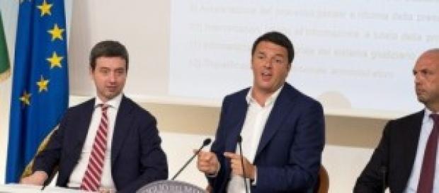 Giustizia, indulto, amnistia: scontro Renzi Alfano