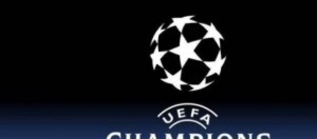logotipo de la Champions League
