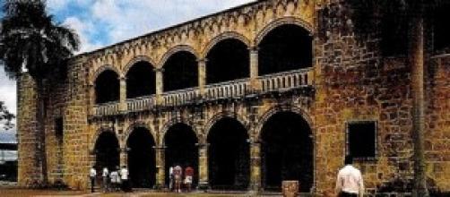 Alcazar di Colombo a Santo Domingo
