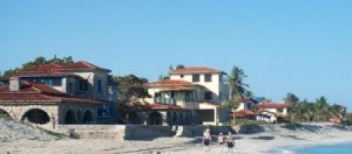 Balneario de Varadero, costa norte de Cuba