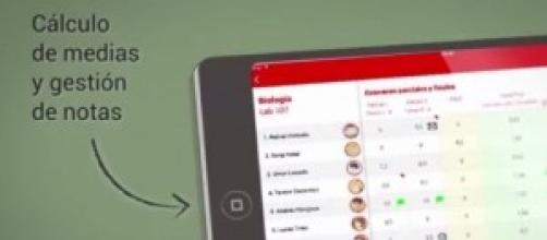 detalle pantalla control evaluaciones