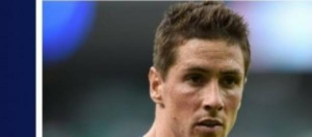 Fernando Torres il nuovo attaccante del Milan