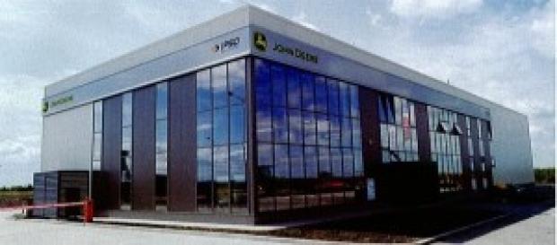 Noul sediu IPSO Agricultură din Timiș