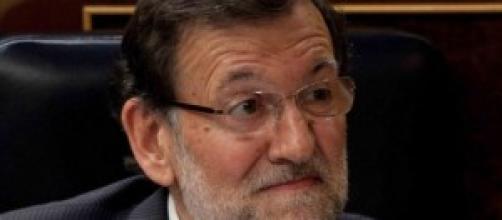 Presidente del Gobierno Mariano Rajoy