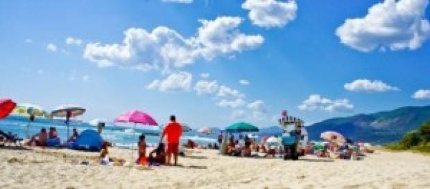 Spiagge Salento: Punta Prosciutto