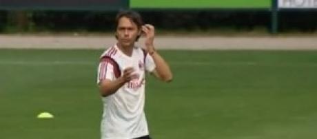 Milan 2014/2015: Filippo Inzaghi