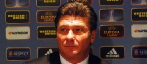 Inter, l'allenatore Walter Mazzarri
