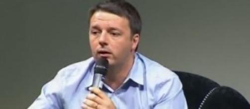 Pensioni, quota 96 scuola, governo: Matteo Renzi