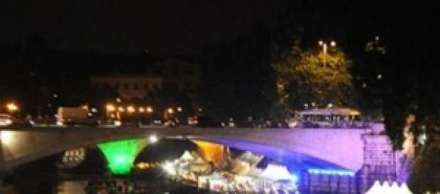 Tevere expo Roma 2014, l'estate romana