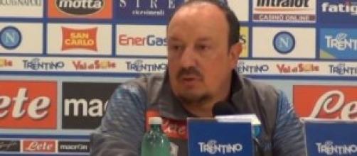 Napoli 2014/2015: Rafa Benitez