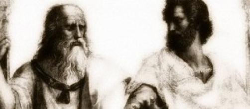 Platón y Aristóteles los padres de la Democracia.
