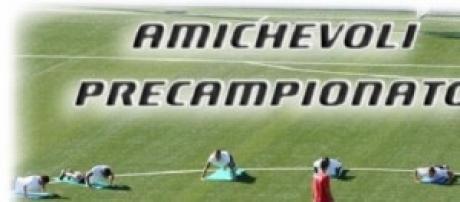 Amichevoli 8,9, 10 agosto, Juventus, Inter, Roma