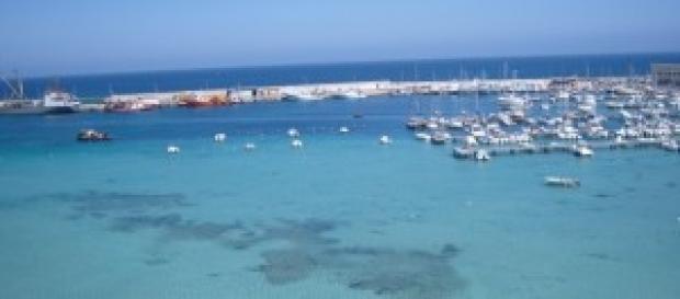 Salento: il porto di Otranto