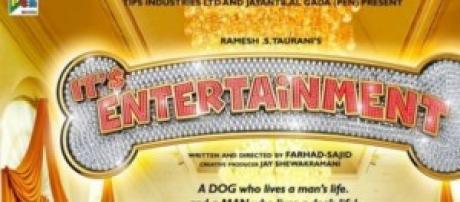 Its definately NOT Entertainment