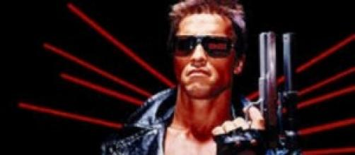 Schwarzenegger, musculoso centro de la franquicia.