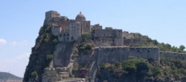 Castello Aragonese, simbolo di Ischia