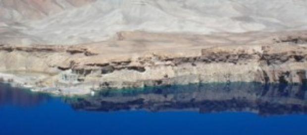 Lago no Parque do Afeganistão