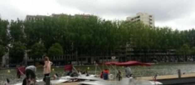 ParisPlages_bateau_bassindelaVillette_phSaraRania