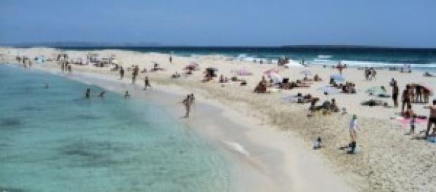 Spiagge Formentera: Playa de Llevant