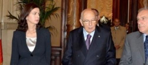 Amnistia e indulto: Napolitano, Grasso e Boldrini