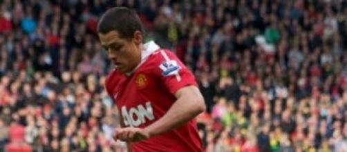 Chicharito Hernandez lascia Manchester: va al Real