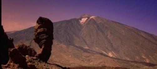 Fotografia del Parque Nacional El Teide