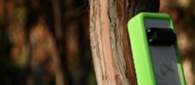 SpyFire, sensor que detecta anomalías ambientales
