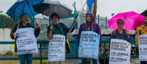 Amnistia e indulto 2014-2015 nuovo sit in radicale