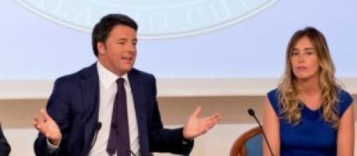 Amnistia e indulto, giustizia: Renzi e Boschi