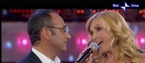 Carlo Conti porta Lorella Cuccarini a Sanremo?