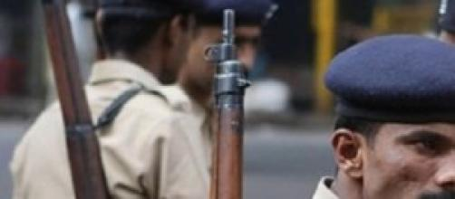 Forze dell'ordine in India