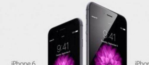 I nuovi telefoni di Apple:iPhone 6 - iPhone 6 plus