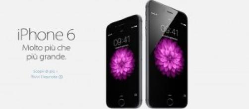 Le nuove caratteristiche dell'iPhone 6 e 6 Plus