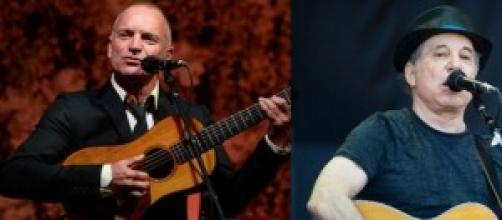 Paul Simon e Sting: On Stage Together Tour