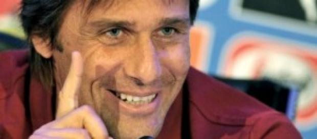 Antonio Conte CT della Nazionale