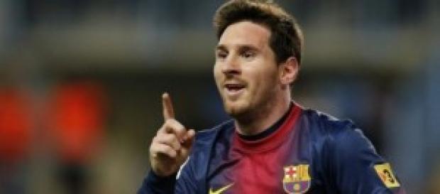 Il fenomeno del Barcellona: Lionel Messi