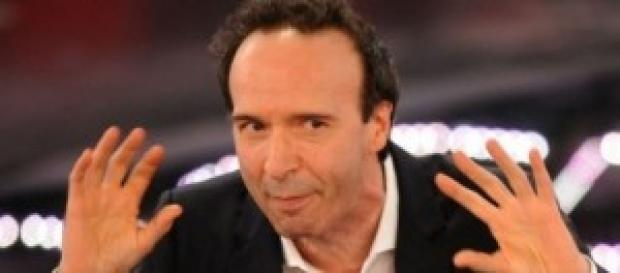 Roberto Benigni attore e regista toscano