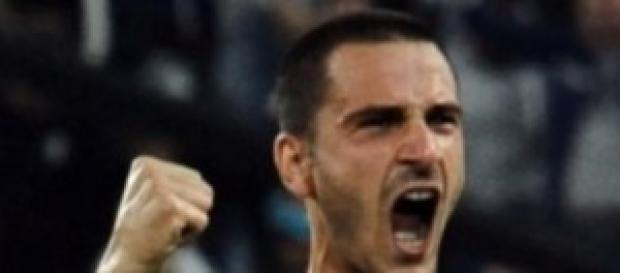 Terzo gol in Nazionale per Bonucci